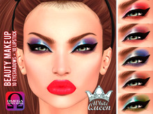 ::White Queen :: Beauty Makeup - OMEGA