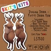 Skit's Kit - Dvalinn Deer 1.04 - Fatty Deer Mod
