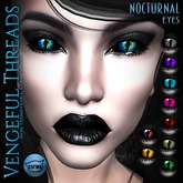 Vengeful Threads - Catwa Animated Eyes Applier - Nocturnal