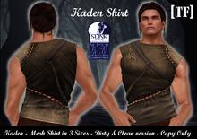 KADEN - Brown (SLINK) [TF] - [Wear to Unpack]