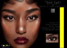 P O E M A - (b.a.s.i.c.s) - Thea Eyes -