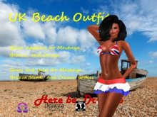 UK Beach Outfit