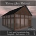 Rainy day retreat ad 512