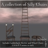 *~ by Nacht ~ Silly Chairs