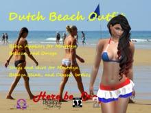 Nederland Beach Outfit