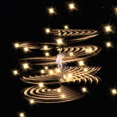 PARTICLE MAGIC GOLDEN SPARKY ~ WEARABLE LIGHT EFFECT