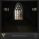 [ Focus Poses ] Backdrop Gothic