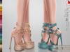 Bens Boutique - Rivera High Heels - Hud Driven Maitreya,Slink(all),Belleza(all)