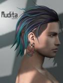 [BAD HAIR DAY] - Mudita - BLACK and WHITE