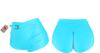 adorsy - Gia Shorts Light Blue - Maitreya
