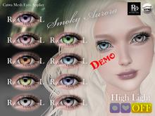 RUTILE TAIL* [DEMO] smoky aurora eyes (Catwa Eyes Applier)