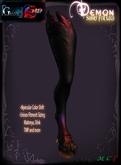 [Gauze&Trap] Demon Legs: Short