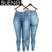 BUENO - Una Jeans - Baby Blue - Belleza, Freya, Isis, Slink, Hourglass, Fit Mesh
