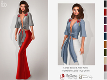 Bens Boutique - Kenzie Blouse & Pants - Hud Driven