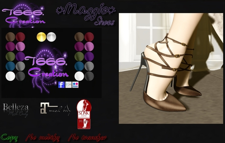 /* Maggie */ Shoes