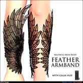 [SHi] Feather Armband