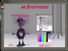 La Boulonnerie _ Elephant Hud Changement de couleur