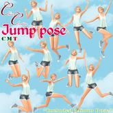 *CC* Jump pose