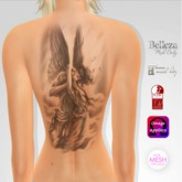 TSB ::: Tattoo passion fruit