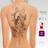 TSB ::: Tattoo night whitout sky