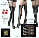 MLCC DEMO Belle Mini Dress & High Heel Boots Box
