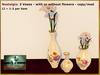Bliensen + MaiTai - Nostalgia - Vases Set