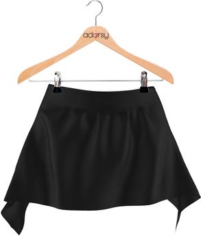 adorsy - Nami Skirt Black - Maitreya