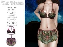 The Muses . Senga Bikini . Violet