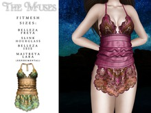 The Muses . Senga Dress . Yellow