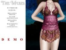 The Muses . Senga Dress . DEMO
