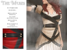 the muses . Novis . Red