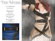 the muses . Novis . Blue
