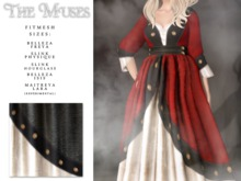 the muses . Gloriana . Black