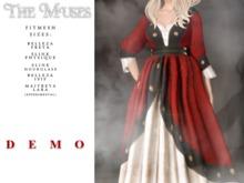 the muses . Gloriana . DEMO