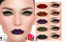 ALMA Makeup - Dark Romance - Lelutka