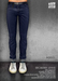 [Deadwool] Broberry jeans - indigo