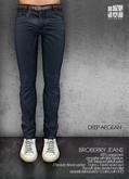 [Deadwool] Broberry jeans - deep aegean