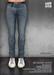 [Deadwool] Broberry jeans - cerulean