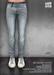 [Deadwool] Broberry jeans - artic
