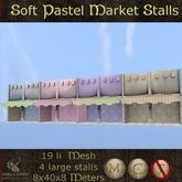 Wolf & Raven Soft Pastel Marketstalls