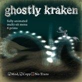 Ghostly Kraken (Giant Squid) for dark Mer