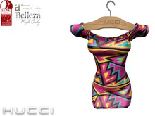 ::HH:: Hucci Refugio Dress - 80s