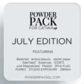 Powder Pack for Catwa July Edition