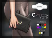♥TOUCHIC CAT MOON CLUTCH! ♥