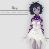 ^.Nean.^ Pure Heart Kamelot Dress
