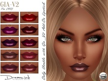 """DREAM INK """"Catwa GIA_V2 Add-On Lipstick Appliers"""" T-Tan (NS)"""