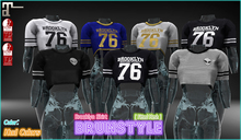 [BrunStyle] Brooklyn Shirt + HUD Textures (Fitted Mesh)