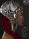 AZOURY - Mical Helmet