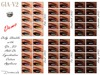 "DEMO | DREAM INK ""Catwa GIA_V2 Add-On Eyeshadow Appliers"" All Skin Tones"