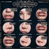 .04 [ kunst ] - Crescent moon piercing